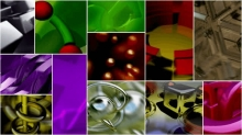 Abstract Video Backgrounds